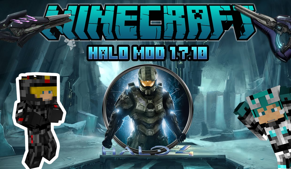 Combat Evolved - Halo Mod 1 7 10 - 9Minecraft Net