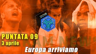FIJLKAM NEWS 09 - EUROPA ARRIVIAMO