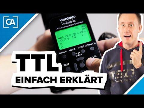 TTL einfach erklärt - Blitzen mit TTL - caphotos.de