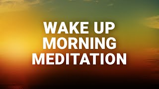 Wake Up | Morning Deep Breathing Meditation For A Great Day!