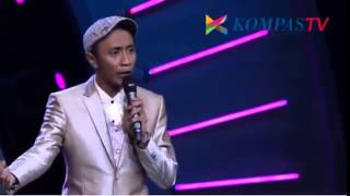 Akbar Stand Up Comedy Indonesia Season 1 Grand Final   Round 1