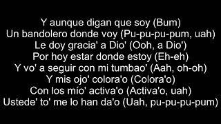 Farruko ft. Anuel AA, Kendo Kaponi - Delincuente (Letra/Lyrics)