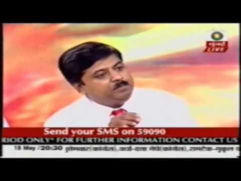 Sahara Mumbai - News 18th May 2009 with Prof A. G. Iyer