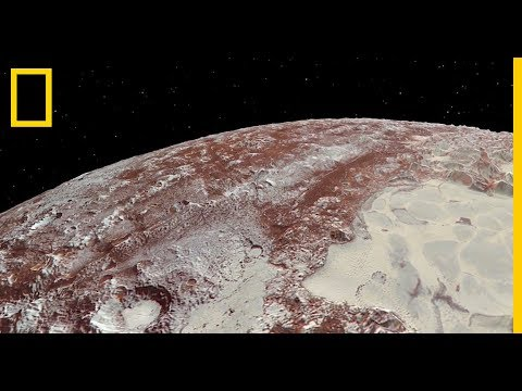 Snimci planete Pluton