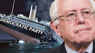 Bernie Sanders Compares Democratic Party To A Sinking Ship (LIVE EDITION)
