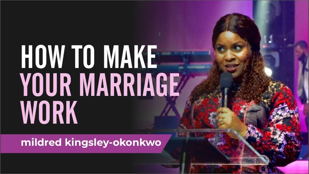 Download How To Make Your Marriage Work | mildred kingsley-okonkwo