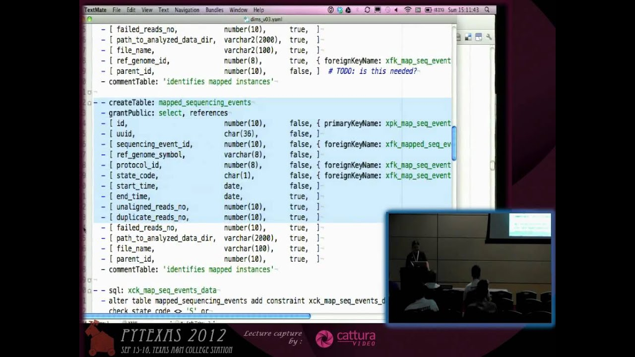 Image from Lightning Talk: YAML