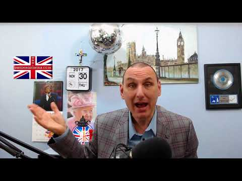 United Kingdom Talk Thursday 30th November 2017