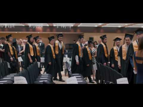 Graduation Ceremony 2016   International University in Geneva