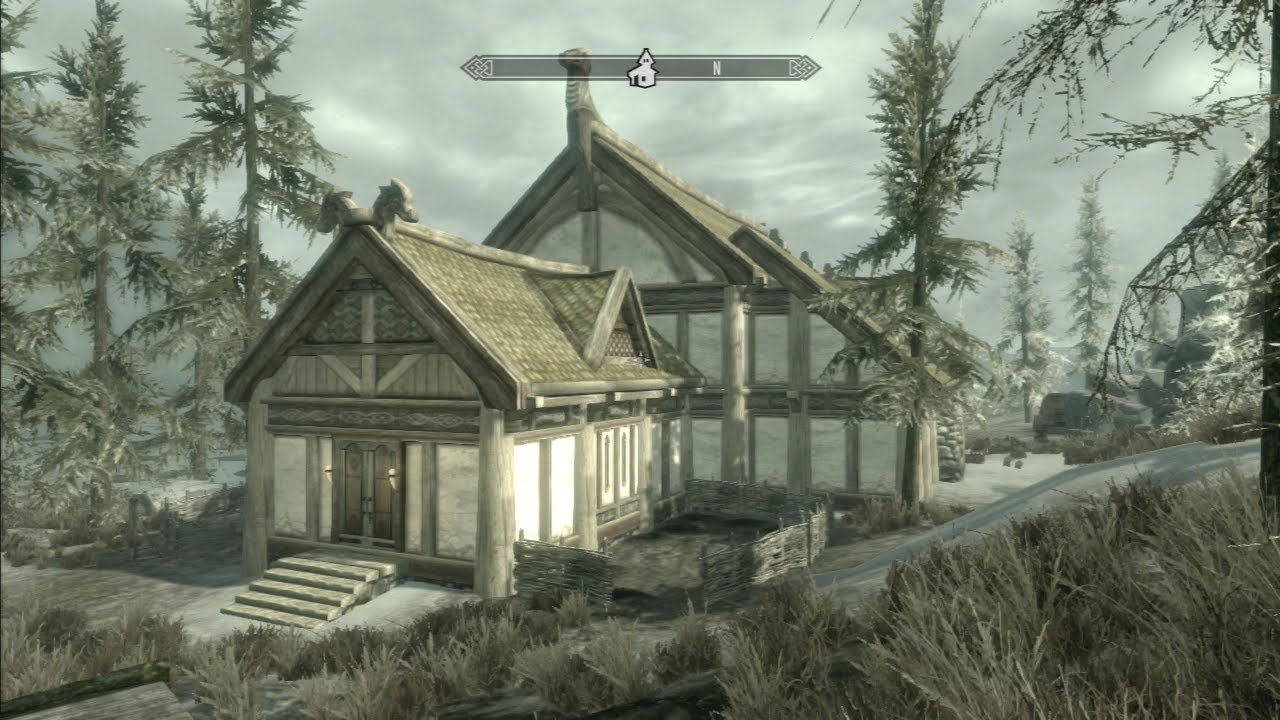How To Build A House By Dawnstar
