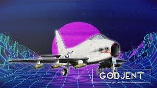 FJ-4B Fury | CLOSE AIR SUPPORT!