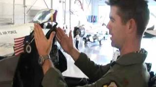 Thunderbirds Cockpit Tour