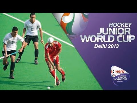 Egypt vs Canada - Men's Hero Hockey Junior World Cup India 15th/16th Place [14/12/2013]