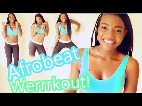 Afrobeat Werrrkout!   Scola Dondo