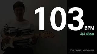 103 BPM Metronome 1Hour