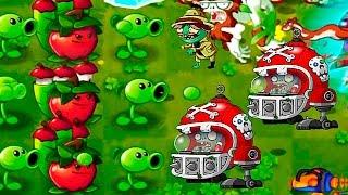 Игра Растения Против Зомби 2 смотреть прохождение от Flavios (Plants vs zombies) #38