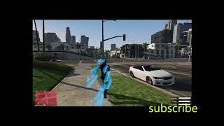 Saat Super Hero kalah dengan polisi wkwkw!GTA V mod Flash