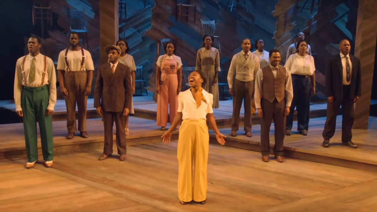 THE COLOR PURPLE - YouTube