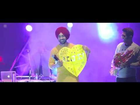 Tashan Nites (Segment 2) |March'18| Diljit Dosanjh| Sunanda Sharma| 9X Tashan