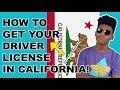 California Driver License Requirements
