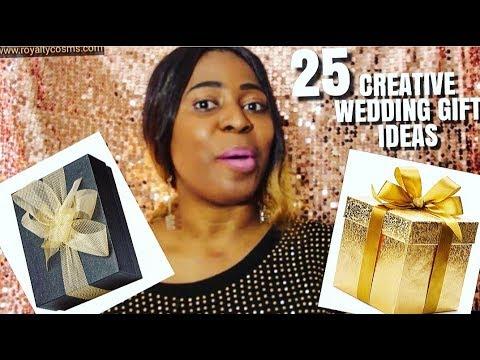 25 CREATIVE WEDDING GIFT IDEAS | WEDDING WEDNESDAYS