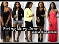 Being Mary Jane Inspired Lookbook
