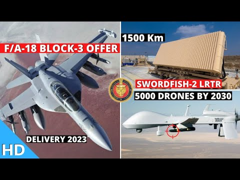 Indian Defence Updates : 57 F/A-18 Block-3 Offer,New 1500 Km
