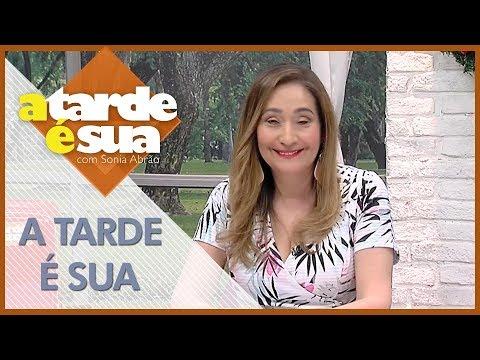 A Tarde é Sua (12/12/18) | Completo
