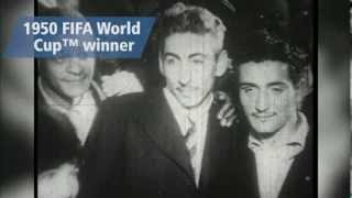 Brazil 2014 Final Draw: Alcides Ghiggia