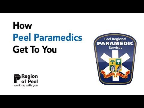 Peel Paramedics Region Of Peel