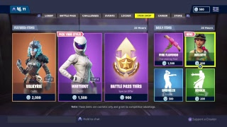 🔴*NEW* Fortnite Item Shop - LIVE COUNTDOWN! - (7th November)🔴