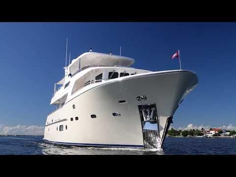 Horizon Yachts EP69 M/V Sunny- YACHT FOR SALE