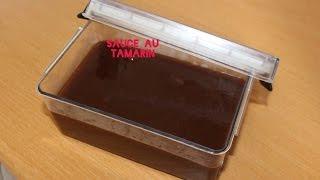 Sauce au Tamarin Recette Pakistanise