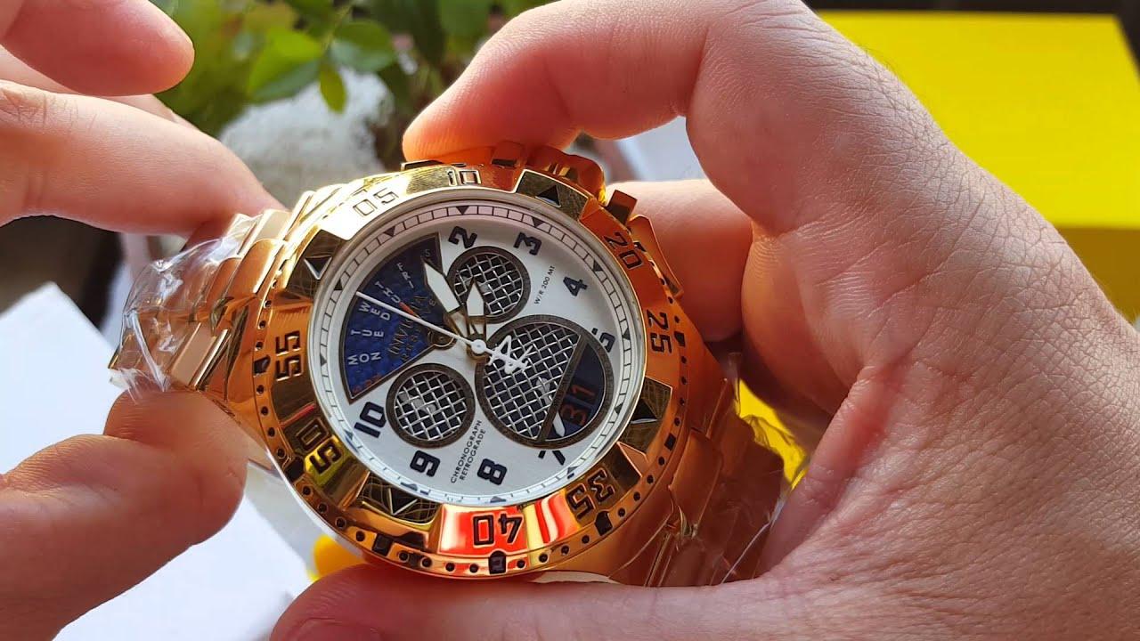 a25986d75c9 Relógio invicta excursion referência 17471 lançamento original na  altarelojoaria