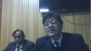 LBA Lecture: Mushtaq Mohal ASC on Preparing for Judicial Exams and other competitive exams 1/3