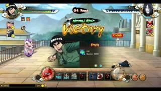 Ninja Scuffle (Naruto Saga) Gameplay 70