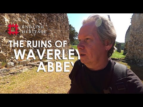 #155 | The Ruins Of Waverley Abbey