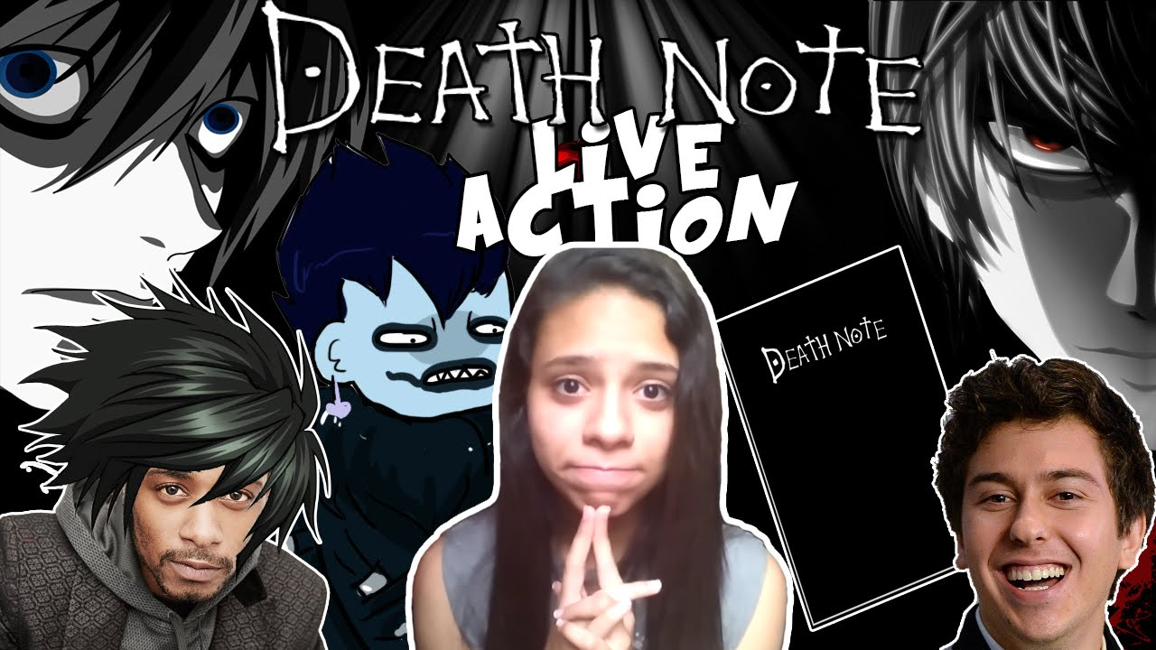 NETFLIX DEATHNOTE - WHY THE CAST IS WRONG - YouTube