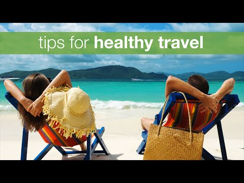 Tips to avoid illness while travelling