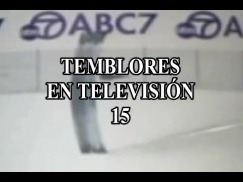 TEMBLORES EN TELEVISION 15