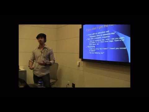 ARTISAN Daygame - seminar - lesson 5 number closing
