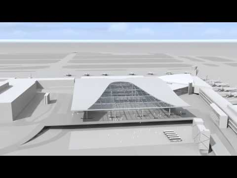 Helsinki Airport getting ready for the Year 2020