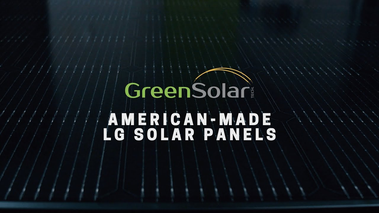 High-Quality American Made Solar