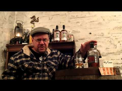 whisky review 484 - Rock Town Young Bourbon Whiskey Batch 17