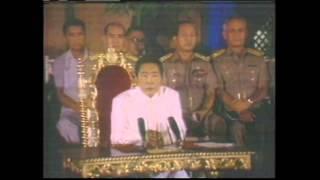 "The Philippines ""Edsa Revolution"" February 22 1986"