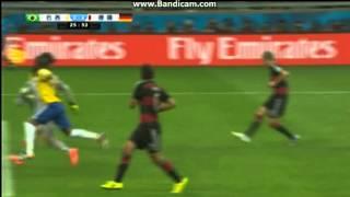 2014世界盃足球巴西對德國 1 7 關鍵七分鐘