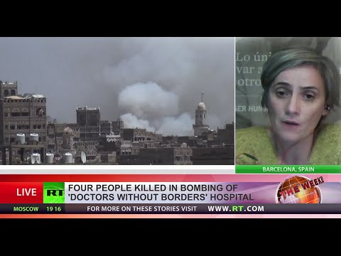 MSF hospital bombed in Yemen: 5 killed, Doctors Without Borders operations director confirms