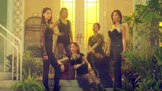 Oh!GG (Lil' touch) girls generation MV con imagenes