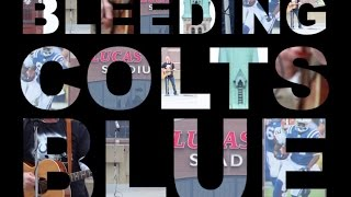 Bleeding Colts Blue
