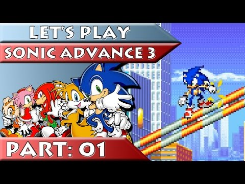 Let's Play Sonic Advance 2! (Part 5) from YouTube · Duration:  14 minutes 7 seconds  · 111,000+ views · uploaded on 1/19/2012 · uploaded by ClementJ64